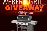 Weber Grill Giveaway 2020