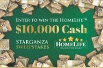 HomeLife Home Makeover Sweepstakes 2020