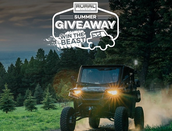 Rural Cloth Polaris Ranger Giveaway 2020
