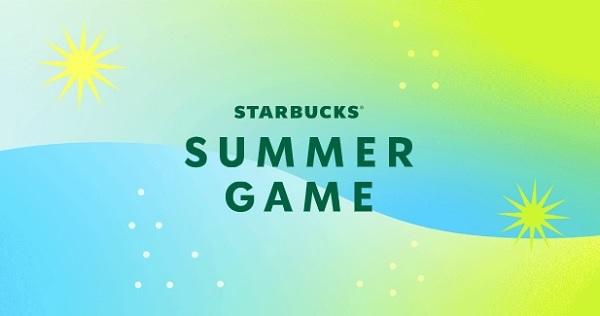 Starbucks Canada Summer Game 2020: Win Over 2 Million Prizes