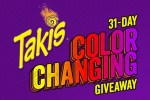 Takis Color Changing Snacks Giveaway