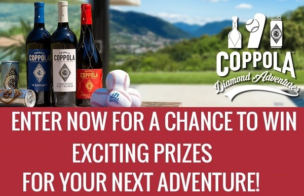 Family Coppola Summer Sweepstakes 2020