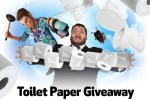 Toilet Paper Giveaway 2020