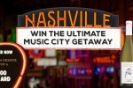 Ultimate Music City Getaway Sweepstakes