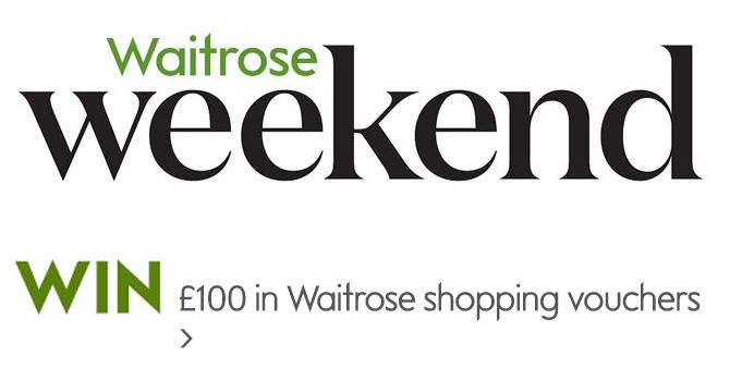 Waitrose Weekend Crossword Competition