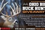 Buckmasters Hunt Giveaway 2020