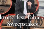 Hofbrau Authentic Furniture Sweepstakes