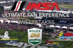 IMSA Ultimate Fan Experience Sweepstakes