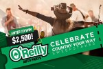 Celebrate Country Your Way Sweepstakes