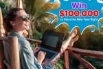 Omaze $100k Sweepstakes