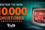 Spirit Halloween's $10,000 Ghostober Sweepstakes