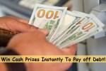 Velo Dissolve Your Debt Sweepstakes