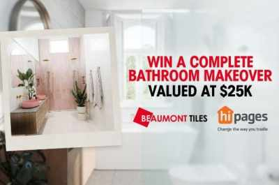 Today Show Bathroom Makeover Competition 2020