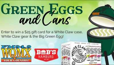WQMX Green Eggs and Cans Contest 2020