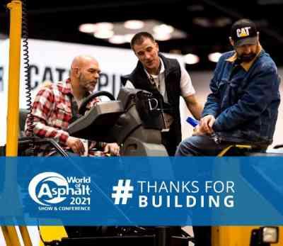 World of Asphalt - 20 Days of Giveaways contest
