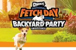 Chuckit National Fetch Day Sweepstakes 2020
