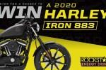 Rockstar Harley Davidson Motorcycle Giveaway 2020