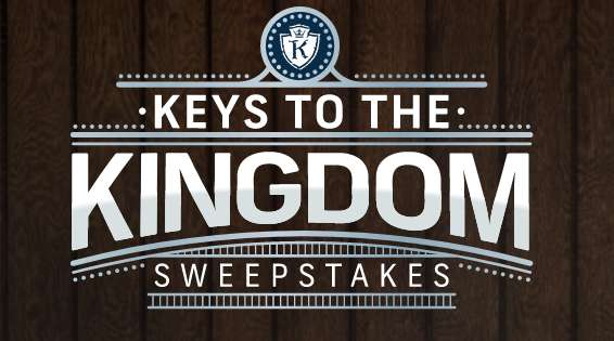 GolfPass Keys To The Kingdom Sweepstakes