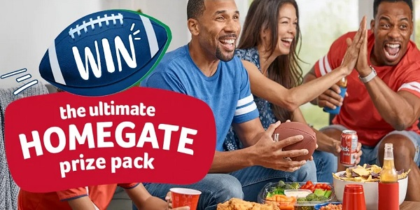 Bud Light Seltzer NFL Homegate Sweepstakes 2020