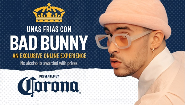 Unas Frias Con Bad Bunny Sweepstakes