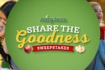 Juicy Juice Share the Goodness Sweepstakes 2020