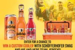 Schöfferhofer Kick Off Happiness Sweepstakes 2020