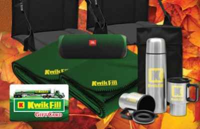 Kwik Fill Giveaway October 2020