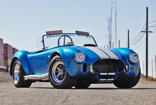 Omaze Shelby Cobra Giveaway