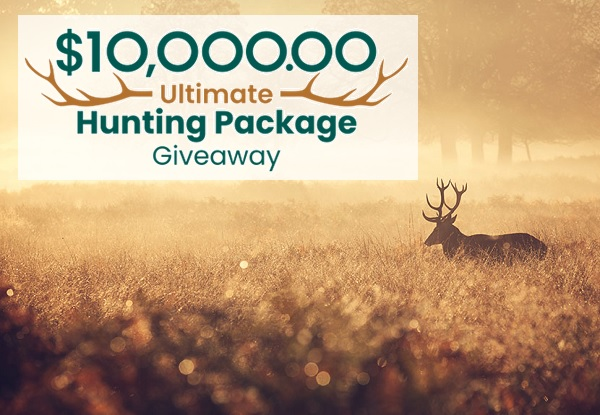 PCH $10000 Ultimate Hunting Package Giveaway 2020