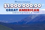 PCH Great American $1,000,000 Sweepstakes