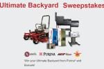Purina Ultimate Backyard Sweepstakes