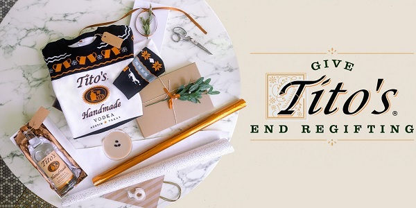 Tito's Be A Giver Sweepstakes 2020