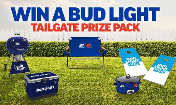 Bud Light Ultimate Touchdown Sweepstakes 2020