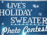 LIVE's Holiday Sweater Photo Contest