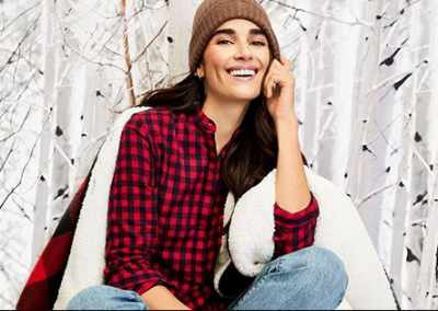 Lands End Simple Comforts Giveaway