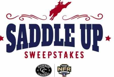 The Cowboy Channel Saddle Up Sweepstakes