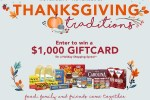 Bravo Super Markets Thanksgiving Sweepstakes
