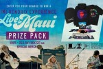 Win a Jimi Hendrix Live in Maui Prize Pack