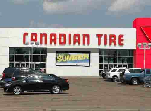 Tell Canadian Tire Customer Satisfaction Survey Contest