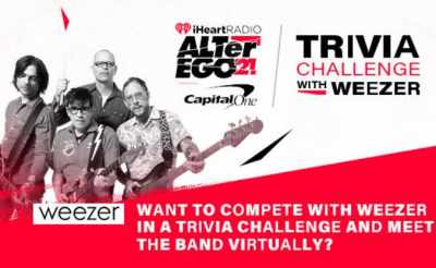 iHeartRadio Capital One ALTer EGO Trivia Challenge