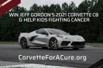 Jeff Gordon Corvette Giveaway 2021