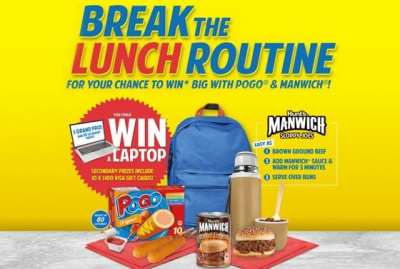 POGO and Manwich Laptop Contest
