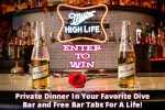 Miller High Life Valentine's Day Sweepstakes