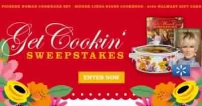 INSP Get Cookin Sweepstakes