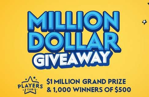 AZ Lottery Million Dollar Giveaway