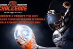 Chicago Bears Schedule Prediction Contest