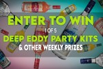Deep Eddy Summer Party Sweepstakes