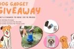 Free Dog Gadget Giveaway
