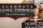 HGTV.com Home Town Takeover Sweepstakes