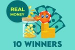 CHIPY REAL MONEY GIVEAWAY 2021